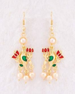Exclusive Shakti TV show inspired Jewelry by VOYLLA