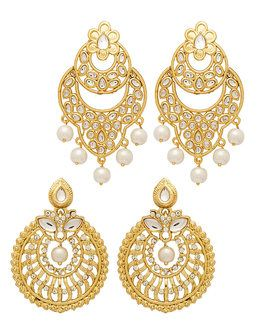fd6812be3 Buy Designer Earrings Online - Pearl Studs, Drop Earrings, Rings for ...