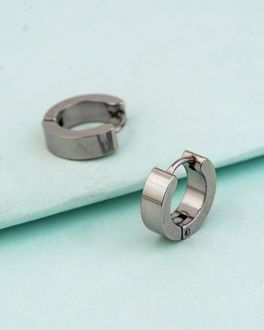27aad8f5e8a1f7 Male Diamond Earrings- Buy Silver, White Gold Earrings for Men ...