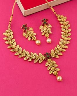 0c8f341eff Indian Artificial Jewellery - Bridal, Oxidised, Kundan, Pearl ...