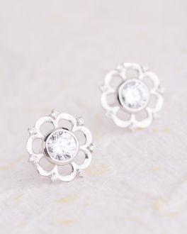 c3efe0fd86c Silver Earrings - Buy Designer Silver Earrings for Women Online