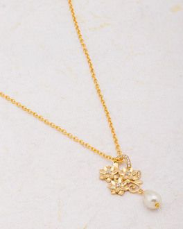 65bfe43d4cb Buy Silver, Gold Plated, Pendant Necklaces for Women Online in India |  Voylla