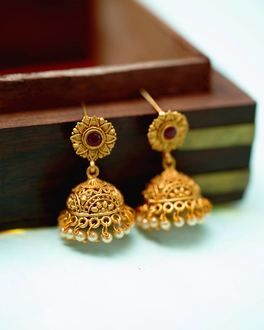 482be9127 Buy Jhumka Online – Pearl, Gold/Silver, Antique Jhumki for Women ...
